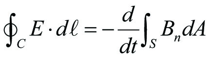 Maxwell-Faraday equation